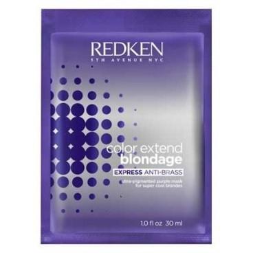 Image of Masque express anti-jaunissement Color Extend blondage Redken 30ML