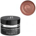 5g Copertura per costruzione carne in gel con costruzione Beauty Nails G3020-5-28