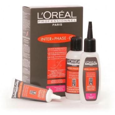 Permanente interphase N°1 Cheveux naturels