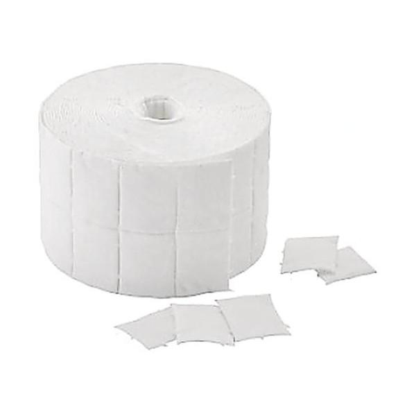 Cuadrados de algodón y celulosa (500 piezas) Uñas de belleza ALGODÓN-28