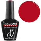 Vernis Wonderlack rouge Iconic red 12ML Beauty Nails WLE095-28