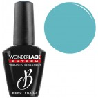Wonderlack turquoise varnish St barth sea 12ML Beauty Nails WLE044-28