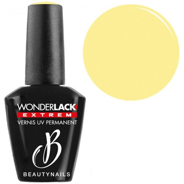 Wonderlak Extreme Beautynails BRIGHT YELLOW WLE084