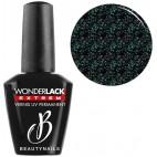 Wonderlak Extreme Beautynails BLACK METEOR DAZOL WLE106