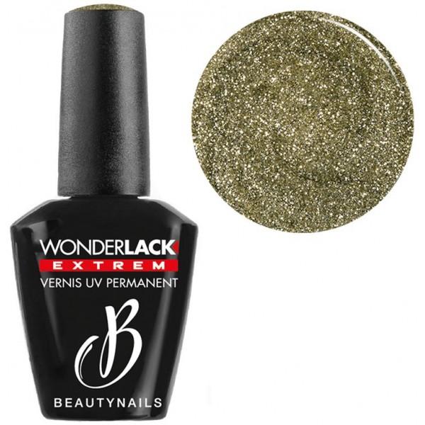 Extreme Wonderlak Beautynails GOLDEN STRA GLITTERS WLE108