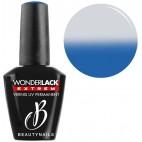 Wonderlack Extrême Beautynails Thermo Effect Bleu/White 12 ml