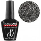 Wonderlack Extrême Beautynails Heavy Glitter Silver
