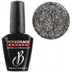 Wonderlack Extrême Beautynails Heavy Glitter Holo Silver