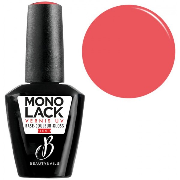 Vernis Monolak pêche Peach 8ML Beauty Nails ML572-28
