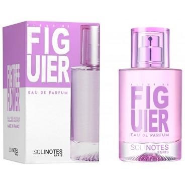 Image of Eau de Parfum Fleur de Figuier Solinotes 50ML