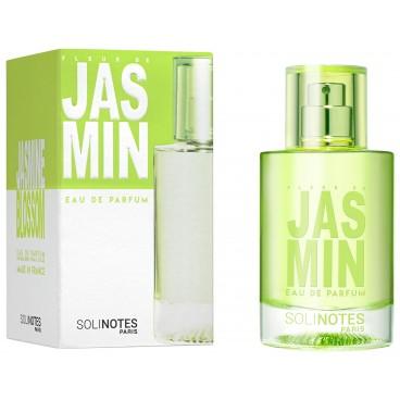 Image of Eau de Parfum Fleur de Jasmin Solinotes 50ML