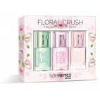 Coffret So mini Floral Crush 3 parfums de Solinotes