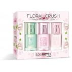 So mini caja de perfumes Floral Crush 3 de Solinotes