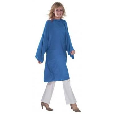 Peignoir Flexi 1 Polyflex Bleu