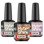 Mini Varnish Semi-Permanent Hybrid Shine Mollon Pro 8ml Christmas Collection (By Color)