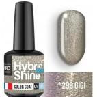 Mini Varnish Semi-Permanent Hybrid Shine Mollon Pro 8ml N ° 300