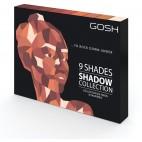 Palette ombre à paupière n°06 To Rock down under GOSH