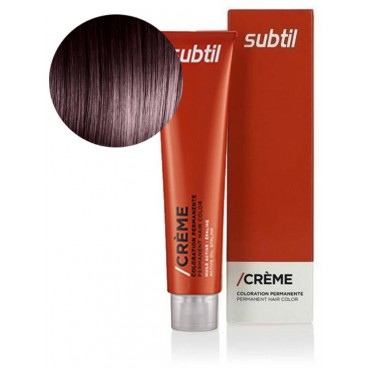 Subtile Creme No. 3.60 Dunkel Chestnut Red Intensive 60 ml