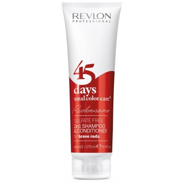Revlonissimo 45 Days Dangerous Red 275 ML