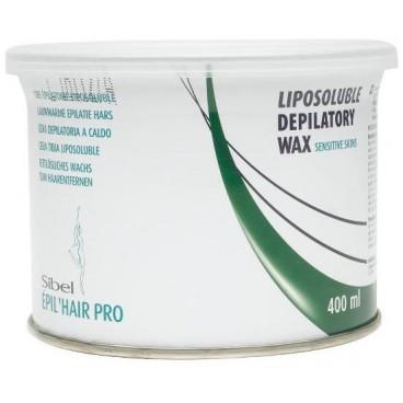 Cera depilatoria -Verde - 400 ml