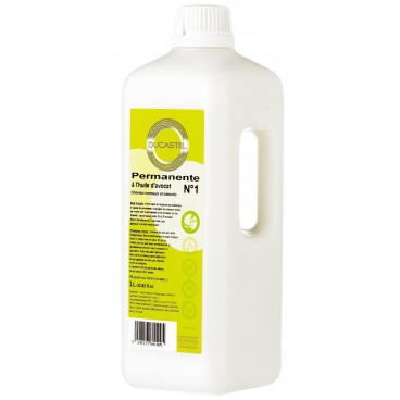 Permanente Avocat N°0 Cheveux difficiles 1000 ML