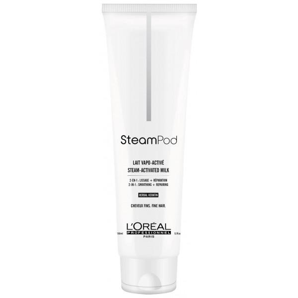 Lait de lissage Steampod cheveux fins 150ML