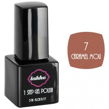 Gel One Step N ° 7 Caramel Mou