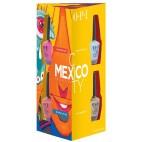 OPI Mexico - Coffret de 4 mini vernis