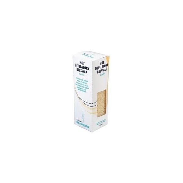 Cera depilatoria - Giallo - Sotto forma di perle - 250 g