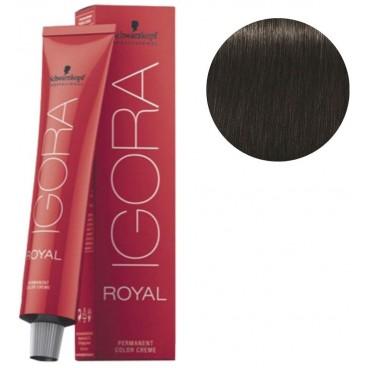 Igora Royal 4-13 60 ceniza rubio dorado ML