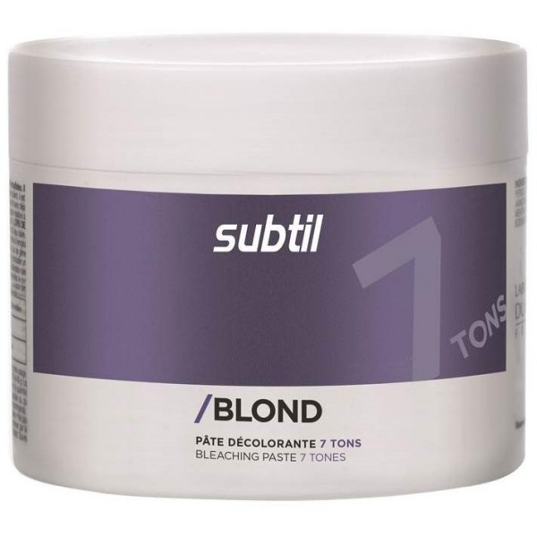 Subtle Blond Bleaching Paste 500 Grs