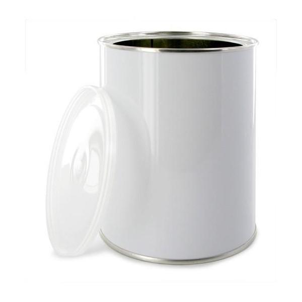 Pot vide pour épilation 800ml