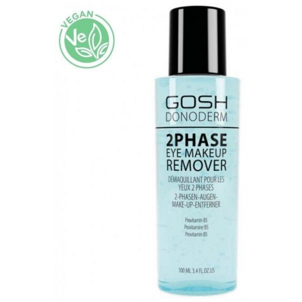 Donoderm GOSH 2-Phasen Augen Make-up Entferner 100ML