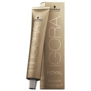 Igora Royal Absolutes 8-01 Blond clair naturel cendré 60 ML