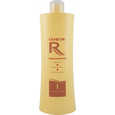 Permanent GENERIK N°1 500 ml Natural Hair