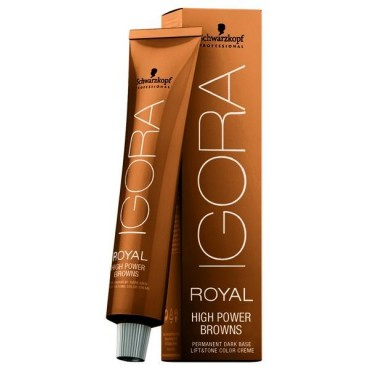 Igora royal High Power Brown 50 ML ( Par Déclinaisons )