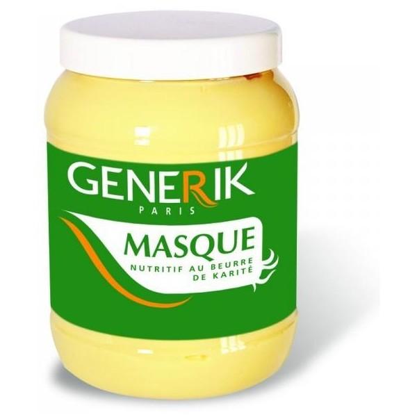 Masque nutritif au karité GENERIK 1L