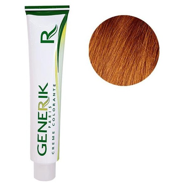Generérik coloring Without Almonia N ° 7.43 Golden Copper Blond 100 ML