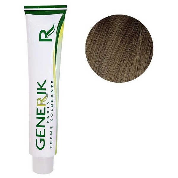 Générik Coloration sans amoniaque N°7.7 Blond Marron 100 ML