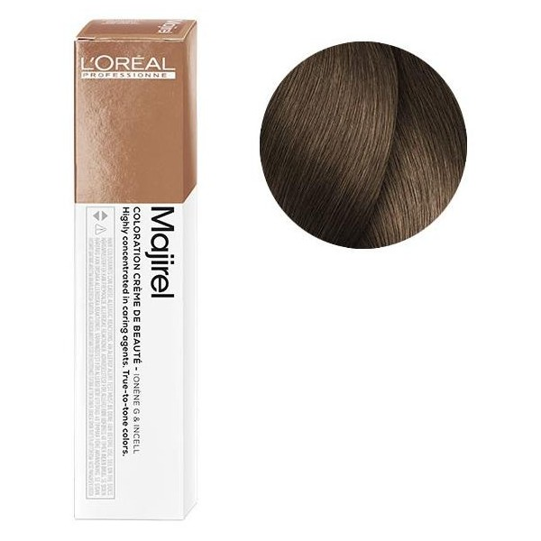 MAJIREL Nº 7.8 Mocca Brown 50 ml