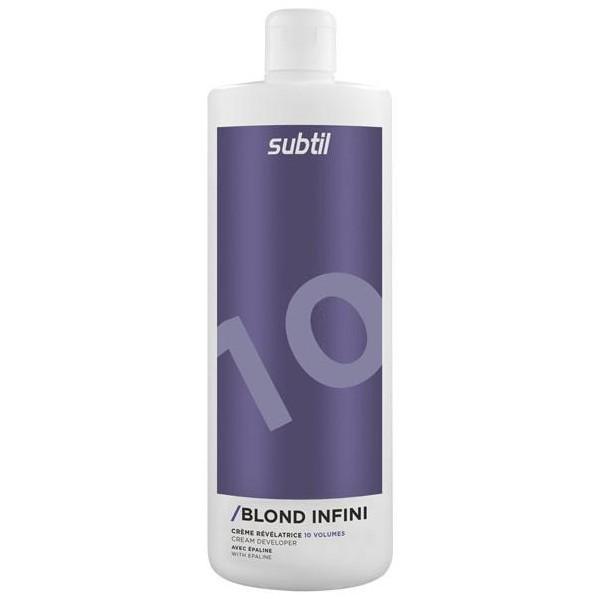 Rubio sutil crema oxidante 10V