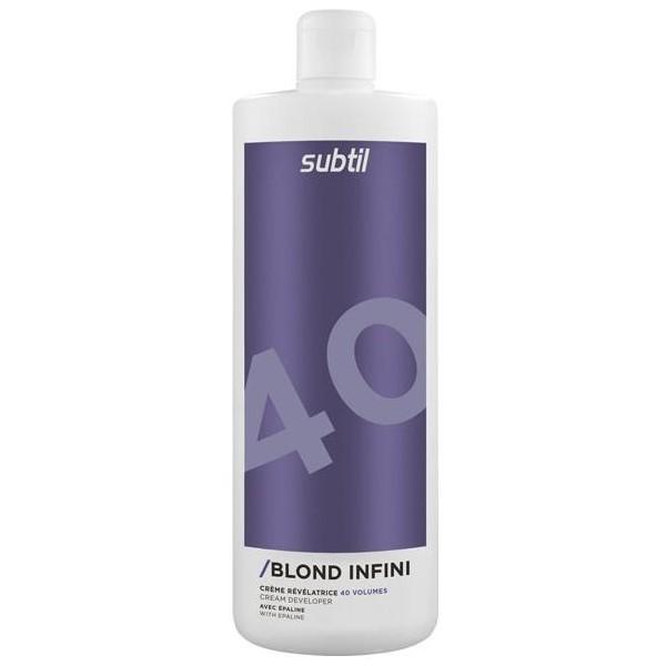 Subtile Blonde Oxidationsmittel Creme 40V