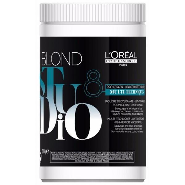 Blonde Studio Blondierpulver 500 Grs