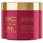Masque Brazilnut Oil - Tous types de cheveux Schwarzkopf 150ml