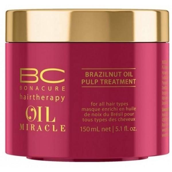Mask Brazilnut Oil - All hair types 150ml