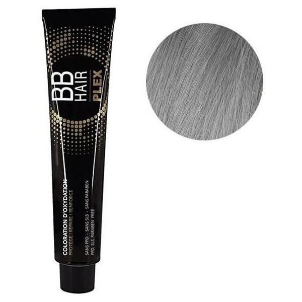 Générik Coloration d'oxydation BBHair Plex 0.11 gris pur 100 ML