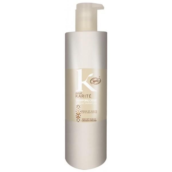 K Shampoo alla crema di karitè