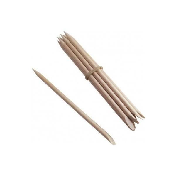 Manicure wooden sticks x10