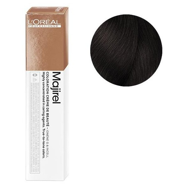 Majirel No. 4.8 Mocca Brown 50 ML