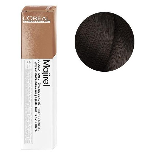 Coloration Majirel n°5.8 châtain clair mocca 50ML